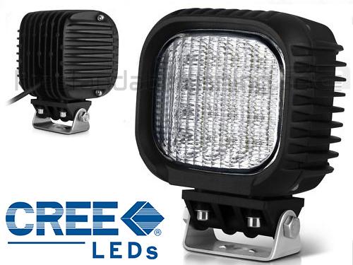 48w HeavyDuty Cree LED arbetslampa