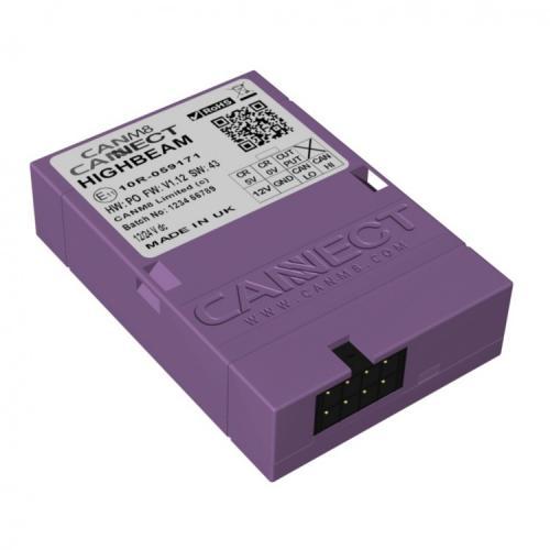 CANBUS INTERFACE BOX - För inkoppling på Linbus-system med utgång för helljus till volvo