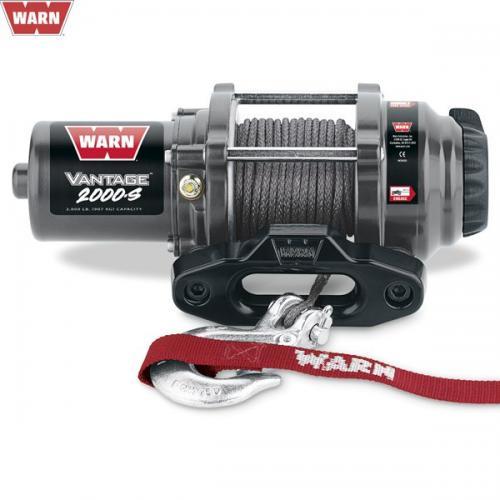 WARN VINSCH VANTAGE 2000-S
