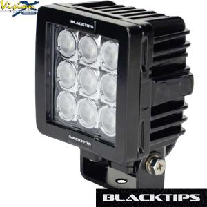 VISION X BLACKTIPS 9-LED arbetslampa