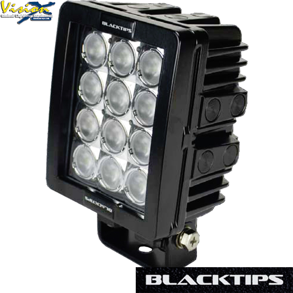 VISION X BLACKTIPS 12-LED arbetslampa