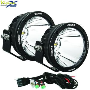 "VISION X LIGHT CANNON KIT 6.7"" GEN2 70W 10° LED EXTRALJUS"