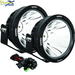 "VISION X LIGHT CANNON KIT 8.7"" GEN2 100W 10° LED EXTRALJUS KIT"