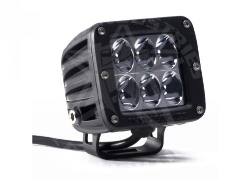"Rigid Industries Dually D2 3"" LED extraljus/arbetslampa"