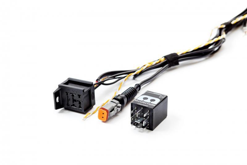 Modernum Digital Lightning 1150 Extraljuskablage