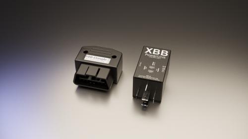 XBB Dongle & XBB PowerUnit - Komplett Kit