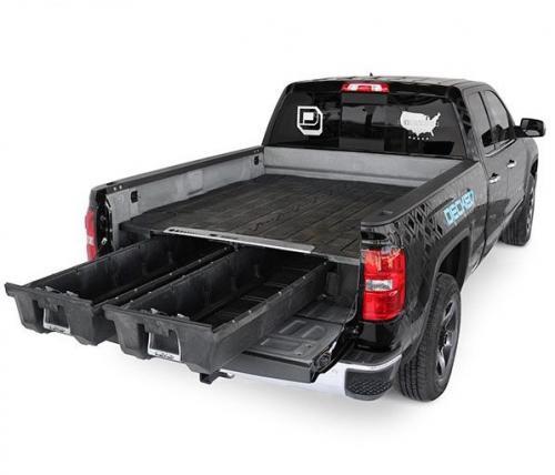 Dodge Ram 1500 6,4 Fot Flak 2019-> Decked System
