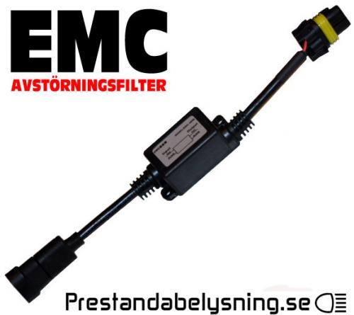 EMC filter - FM problemlösare