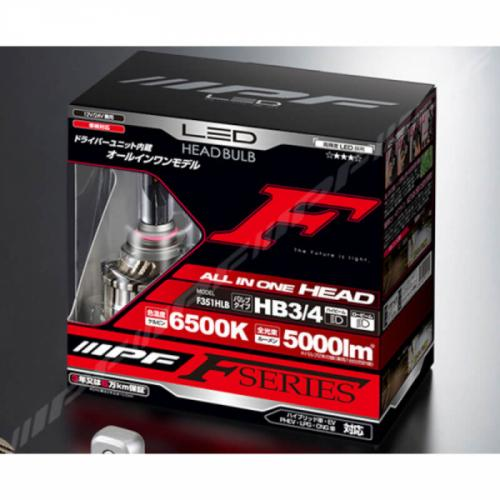 IPF LED-KONVERTERING H11 6500K 12/24V 5000LM