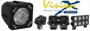 Vision X Solo Pod 10w LED