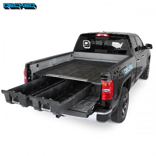 Toyota Hilux Double Cab 2016-> Decked System