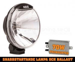 NBB Alpha 225 extraljus av hög kvalité och med hög tålighet