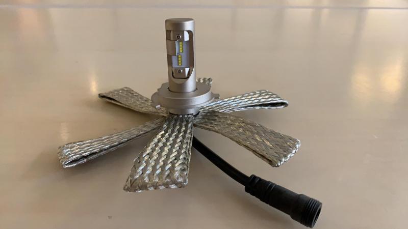 OWL H4 lampa - LED konverteringskit 2-pack
