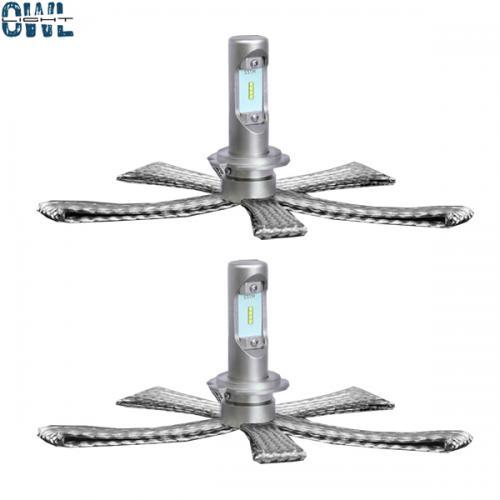 OWL H7 lampa - LED konverteringskit 2-pack