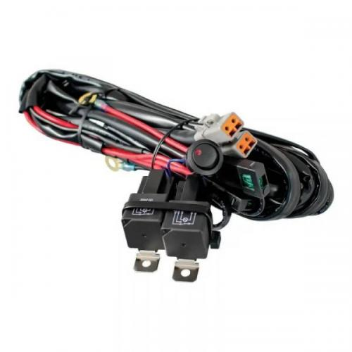 "Vision X Unite LED-ljusramp kablage 40""-50"""