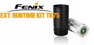 Fenix Extended Runtime Kit TK75