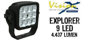 Vision X Explorer Prime - E-märkt