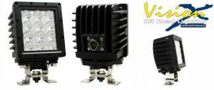 Vision X Ripper Prime 12 - Heavy Duty LED arbetslampa