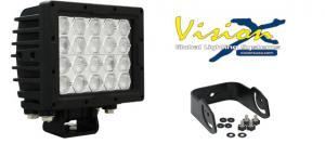 Vision X Ripper Prime 20 - 100w LED arbetslampa
