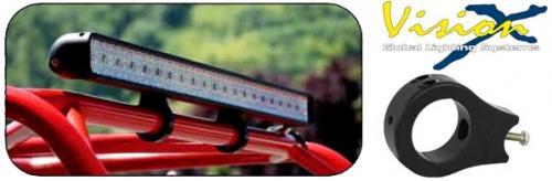 2-pack Vision X rörfäste 19-50mm