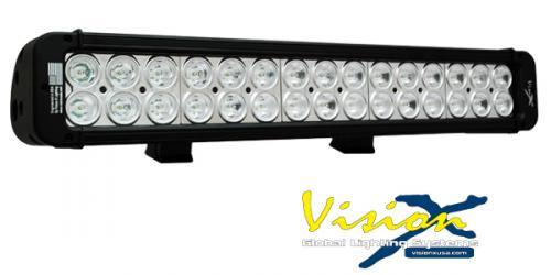 "18"" Vision X Xmitter Prime LED extraljusramp"