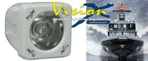 Vision X Solo Pod 10w LED för Marint bruk