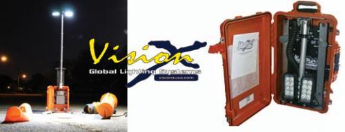 Vision X Rescue Case