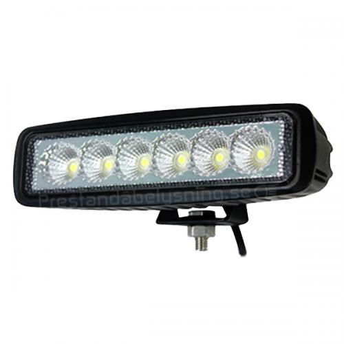 18w SlimLine LED backljus / arbetslampa