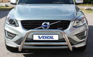 Volvo XC60 2013 -MODELL MINDRE- Rostfri frontbåge