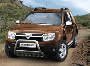Dacia Duster 2010 -MODELL MELLAN EU- Rostfri frontbåge