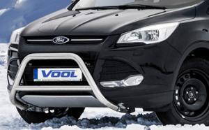 Ford Kuga 2013 -EU Frontbåge- Rostfri frontbåge