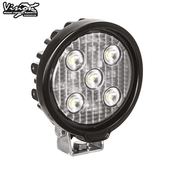 Vision X Optimus 10w LED extraljus - 2pack