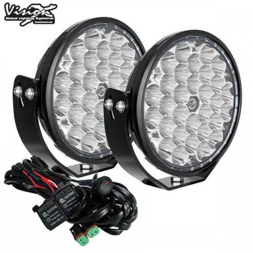 "VISION X VL SERIES THUNDER 8.7"" 210W LED EXTRALJUS KIT"