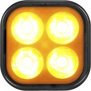 Vision X - Unite Modul, Orange ljus, Frostad