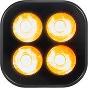 Vision X - Unite Modul, Orange ljus, Svart