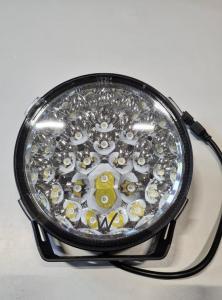 W-Light W9 Stenskottsskydd/Filter Transparent