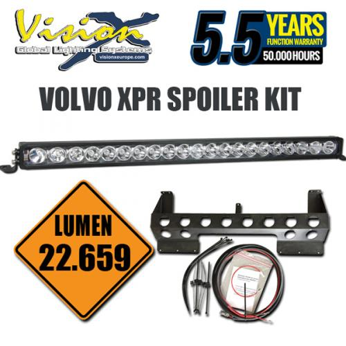 "VISION X XPR-21M LIGHT BAR 40"" 210W 6,5° VOLVO KIT"