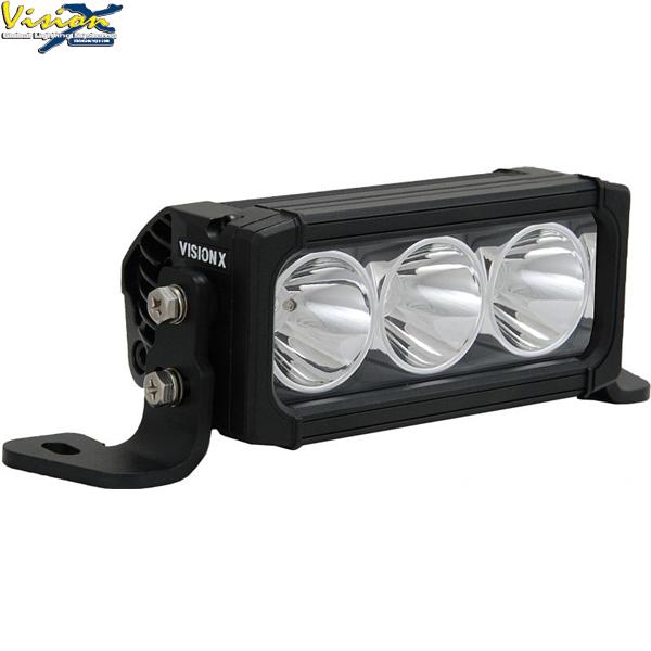 "Vision X XPR 3 -  6"" 30W 6,5° rakt ljus"