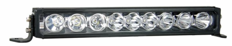 "19"" Vision X XPR-9M - tiltad LED extraljusramp"