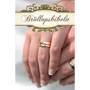 Bröllopsbibeln Pocket format