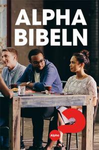 ALPHA BIBELN, special utgåva Bibel for the Nations, mjukband, pocket format,