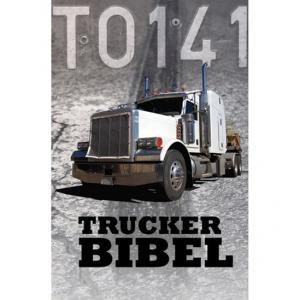 TRUCKERBIBELN Trukerfolkets egna bibel, special utgåva Bibel for the Nations, mjukband, pocket format