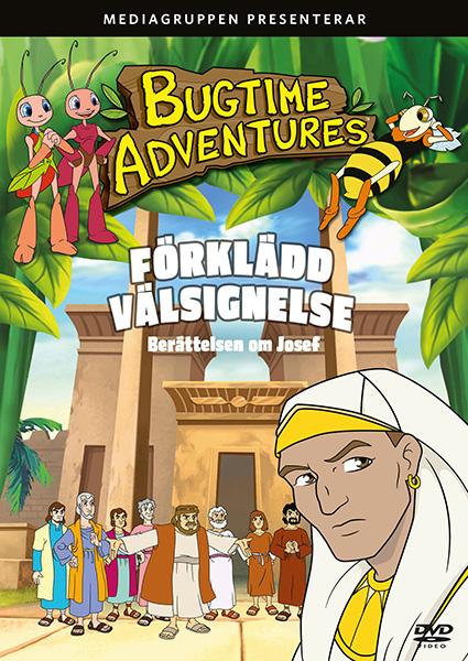 Bugtime Adventures 01  Josef
