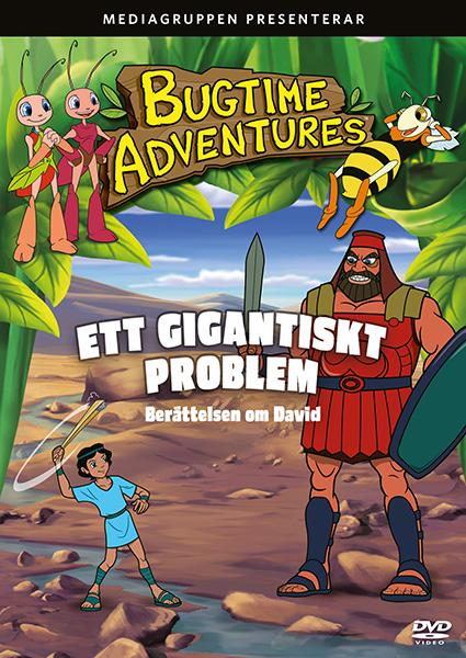 Bugtime Adventures 02  David