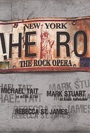 New york hero! The rock opera