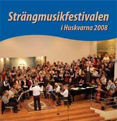 Strängmusikfestivalen i Huskvarna 2008
