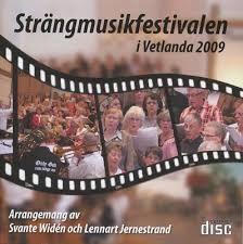 Strängmusikfestivalen i Vetlanda 2009