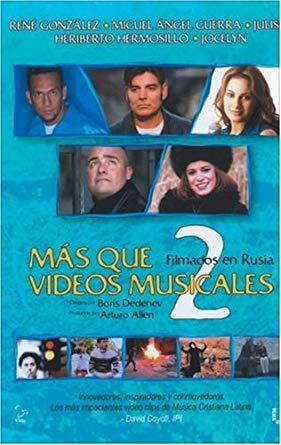 MAS QUE VIDEOS MUSICALES 2