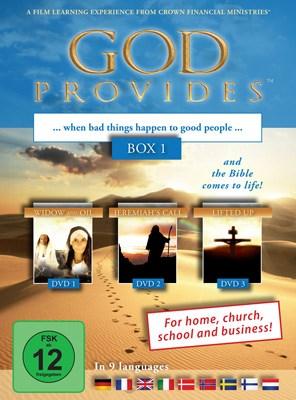 GOD PROVIDES BOX 1
