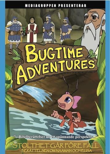 Bugtime Adventures 08  Naaman och Elisa